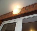 Как сделать свет на балкон