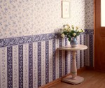 Декорирование стен при помощи бордюров и фризов